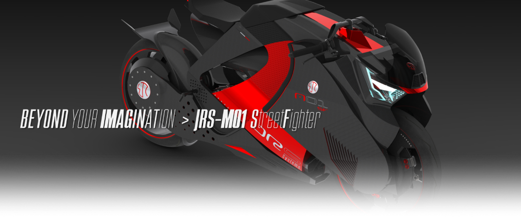 JRS | M01 StreetFighter Motorcycle